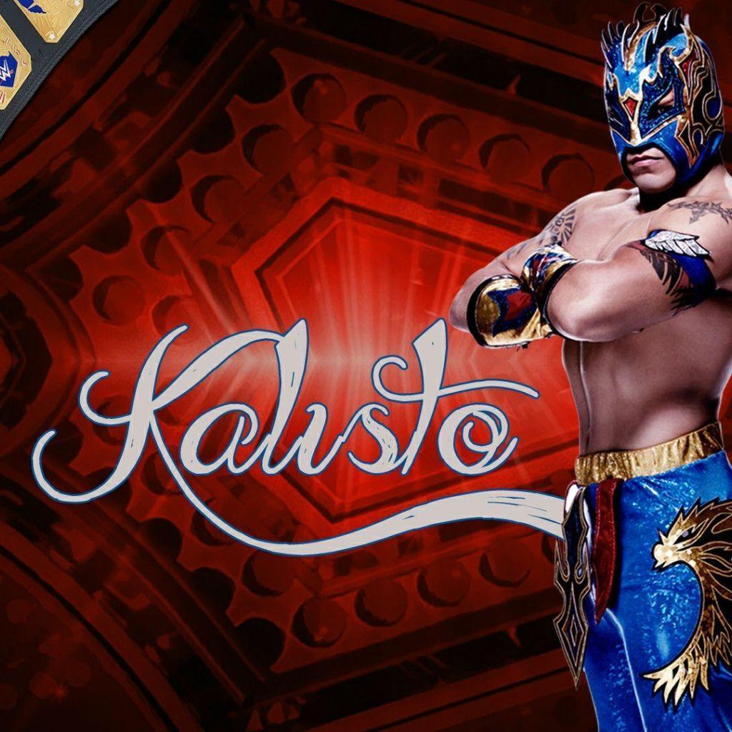 WWE Kalisto Wallpapers