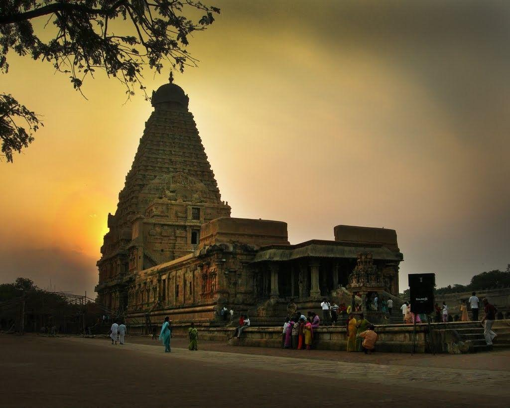 Tamilnadu Temple Hd Wallpaper Official Website Of Arulmigu