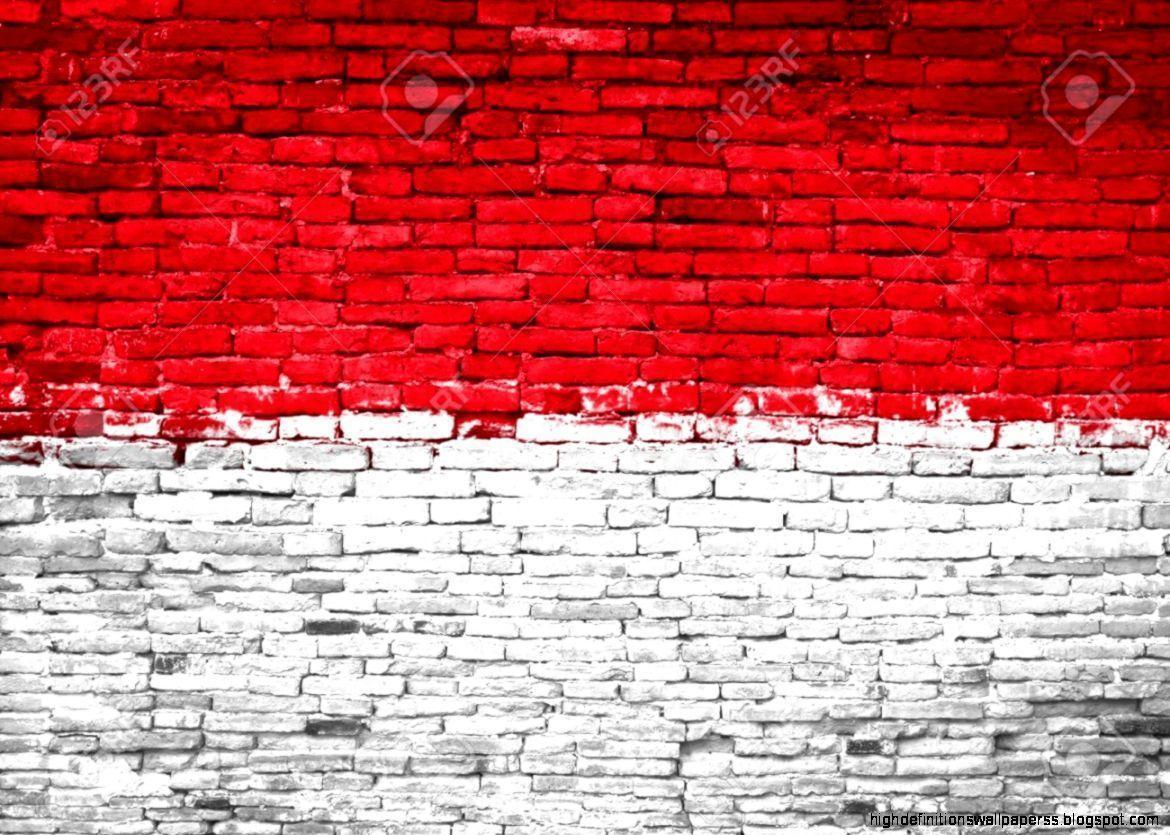 Indonesia Countries Flag Artwork Wallpapers