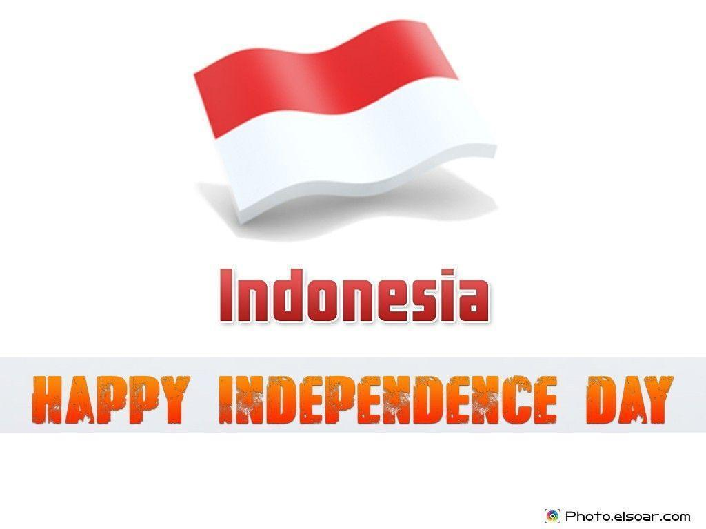 Happy Independence Day Indonesia 17th August HD Wallpapers • Elsoar