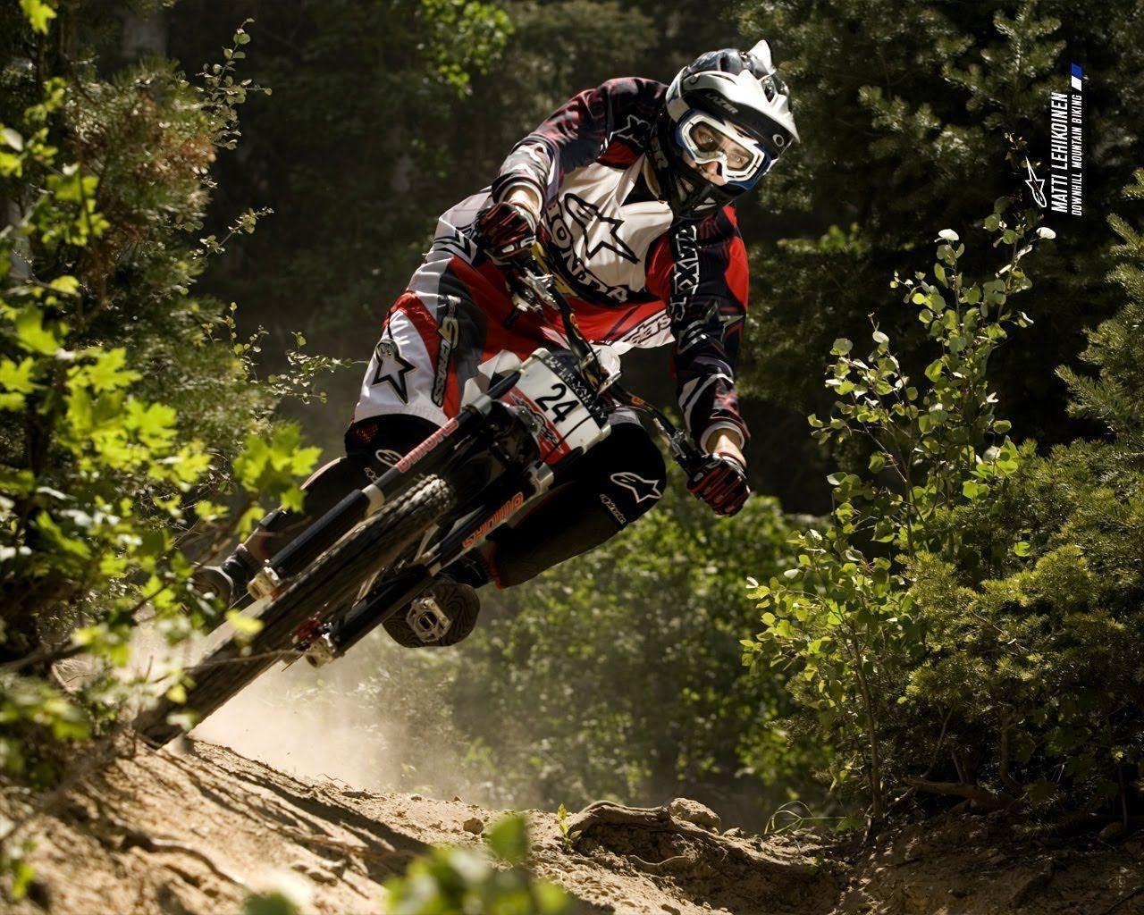 Extreme Mountain Biking Wallpaper: Downhill Mountain Bike 2017 Wallpapers