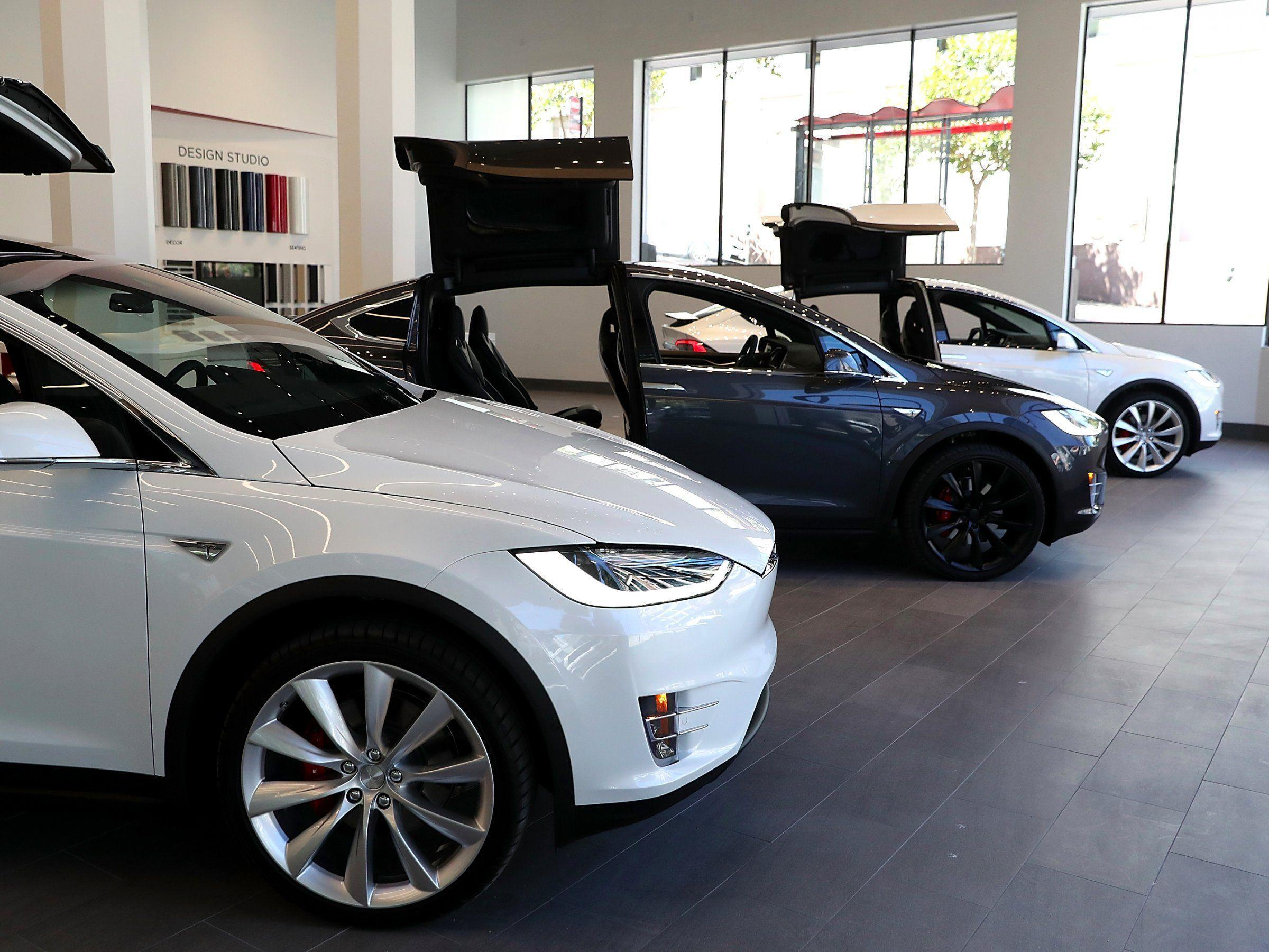 Tesla just dropped the price of the Model X