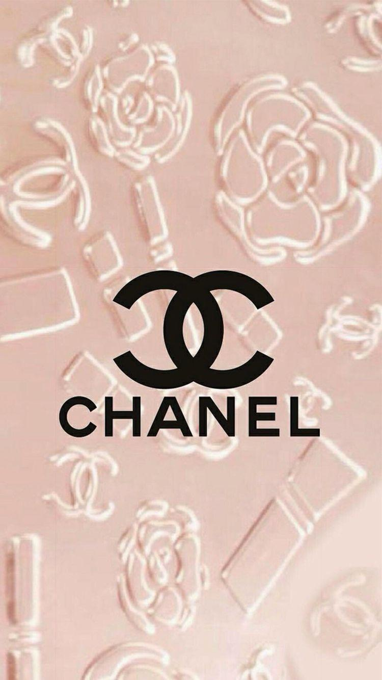 Pink Chanel iPhone wallpapers
