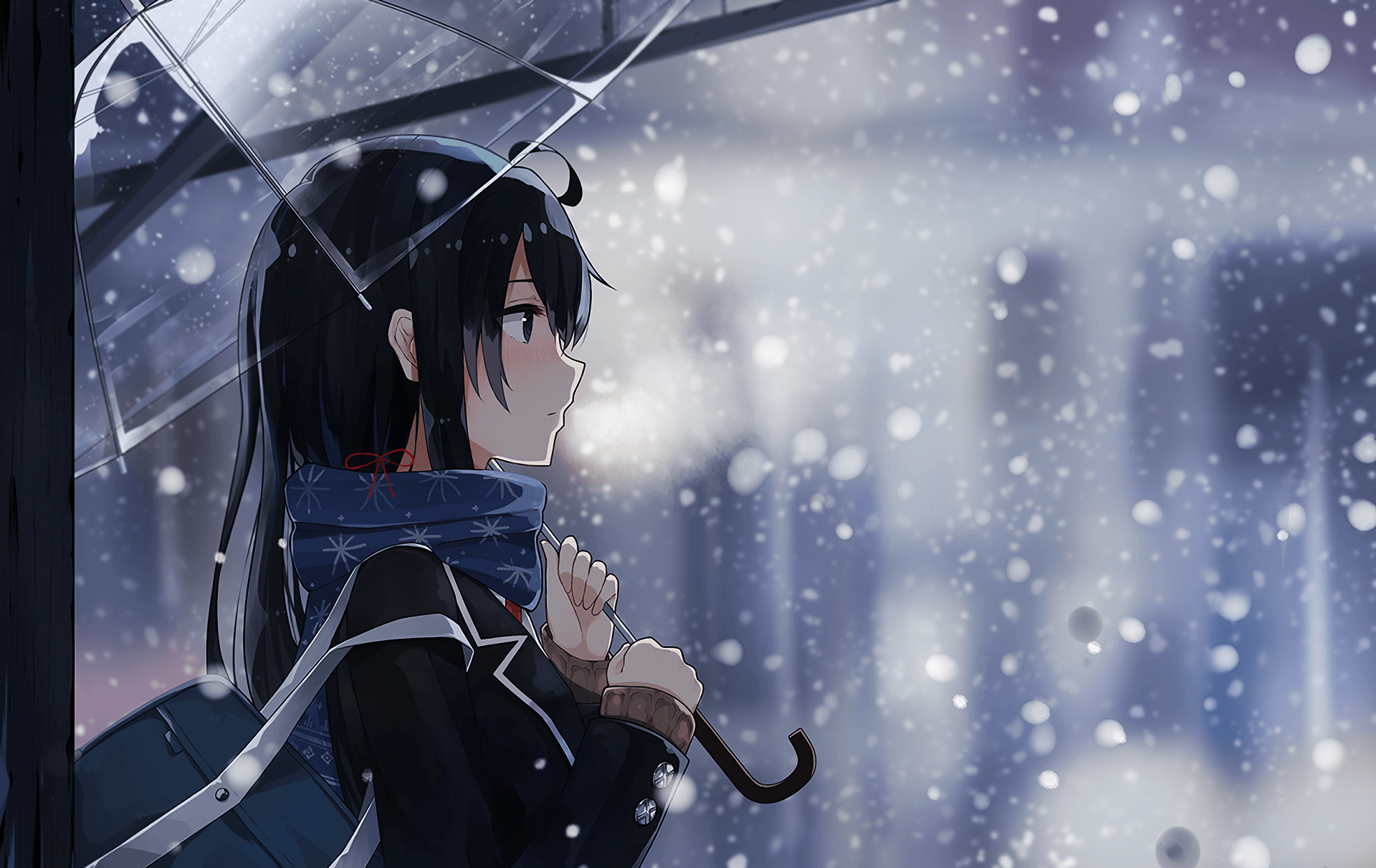 Unduh 61 Wallpaper Anime Hd Romantis Gratis Terbaru