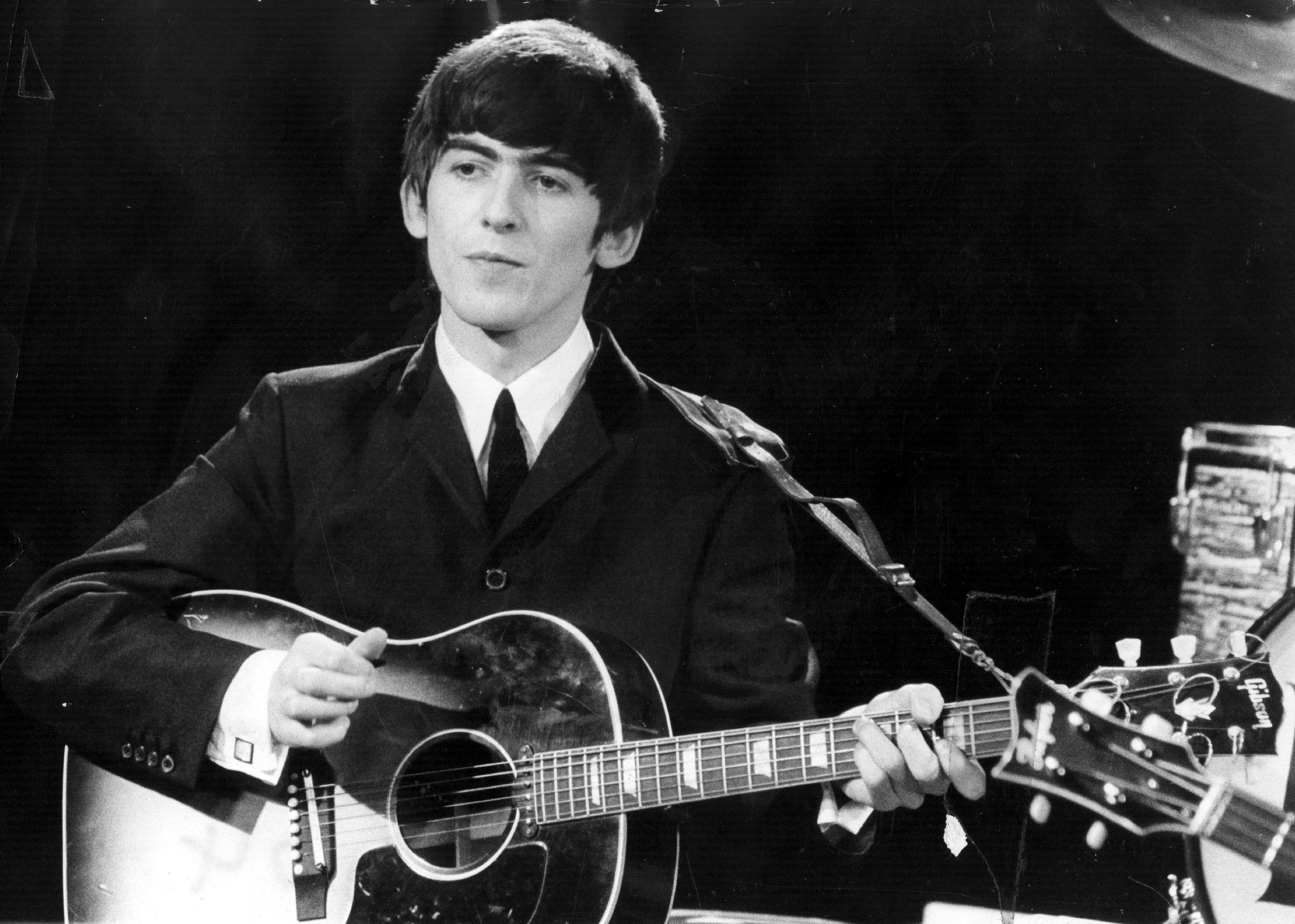 George Harrison Full HD Wallpaper and Background | 2957x2111 | ID ...