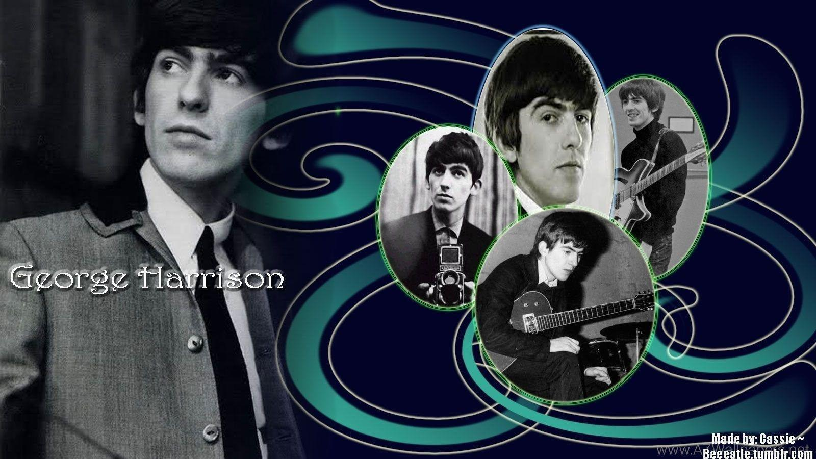 George Harrison Wallpapers By Beeeatle On DeviantArt Desktop ...