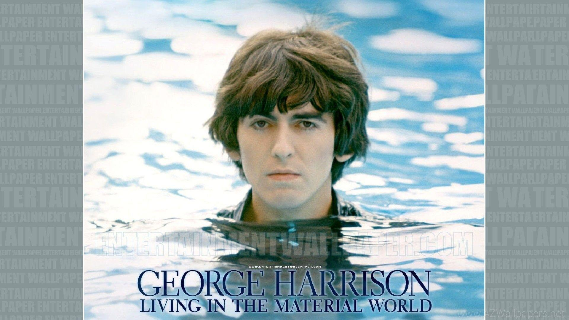 George Harrison: Living In The Material World Wallpapers ...