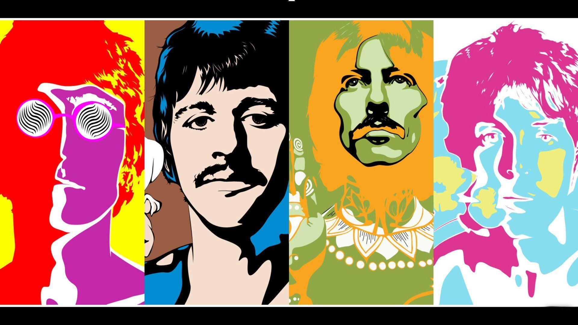 Kumpulan John Lennon The Beatles 4k Hd Wallpaper - Page 2 - www ...