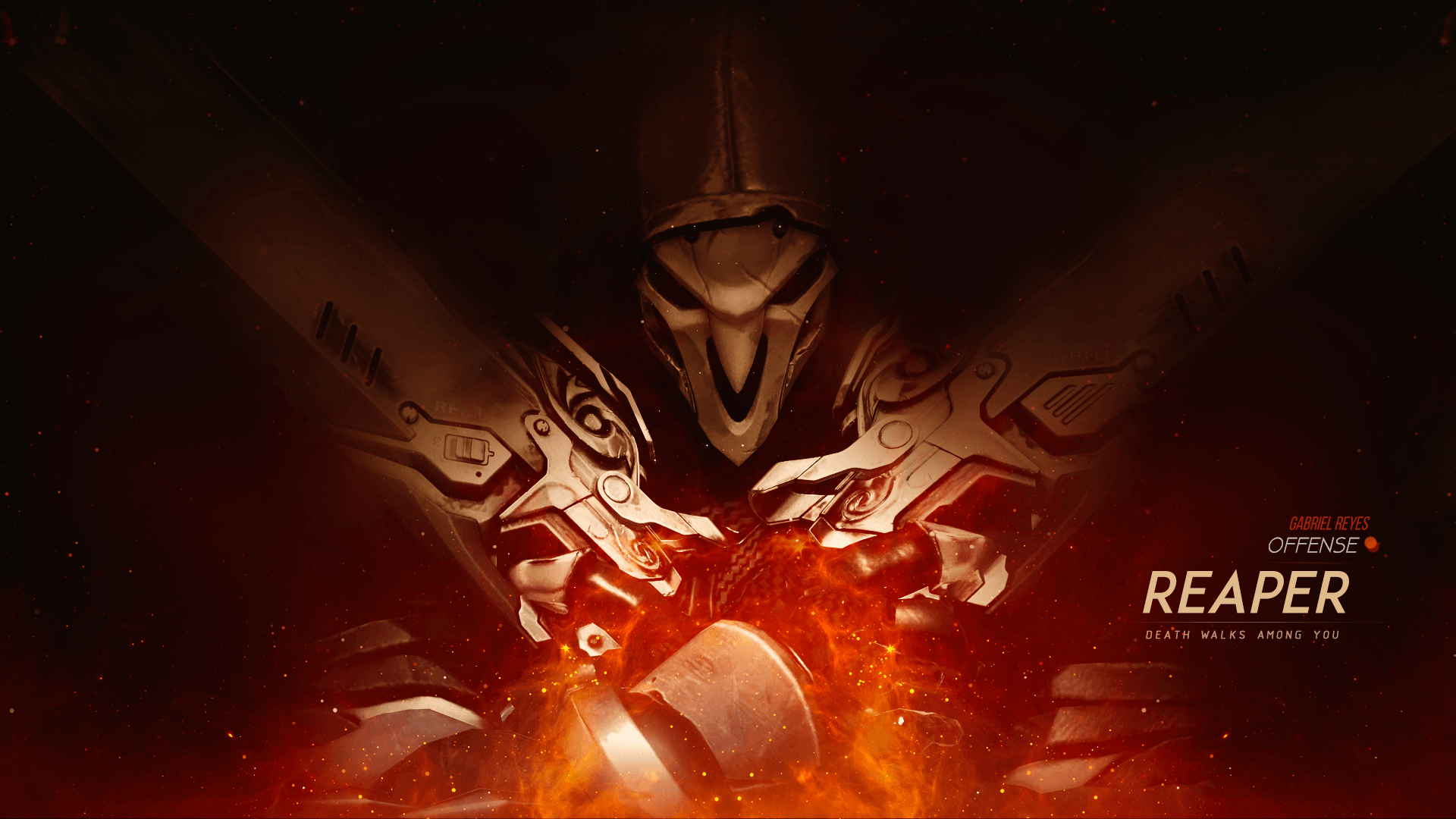 reaper with cards wallpaper - photo #15