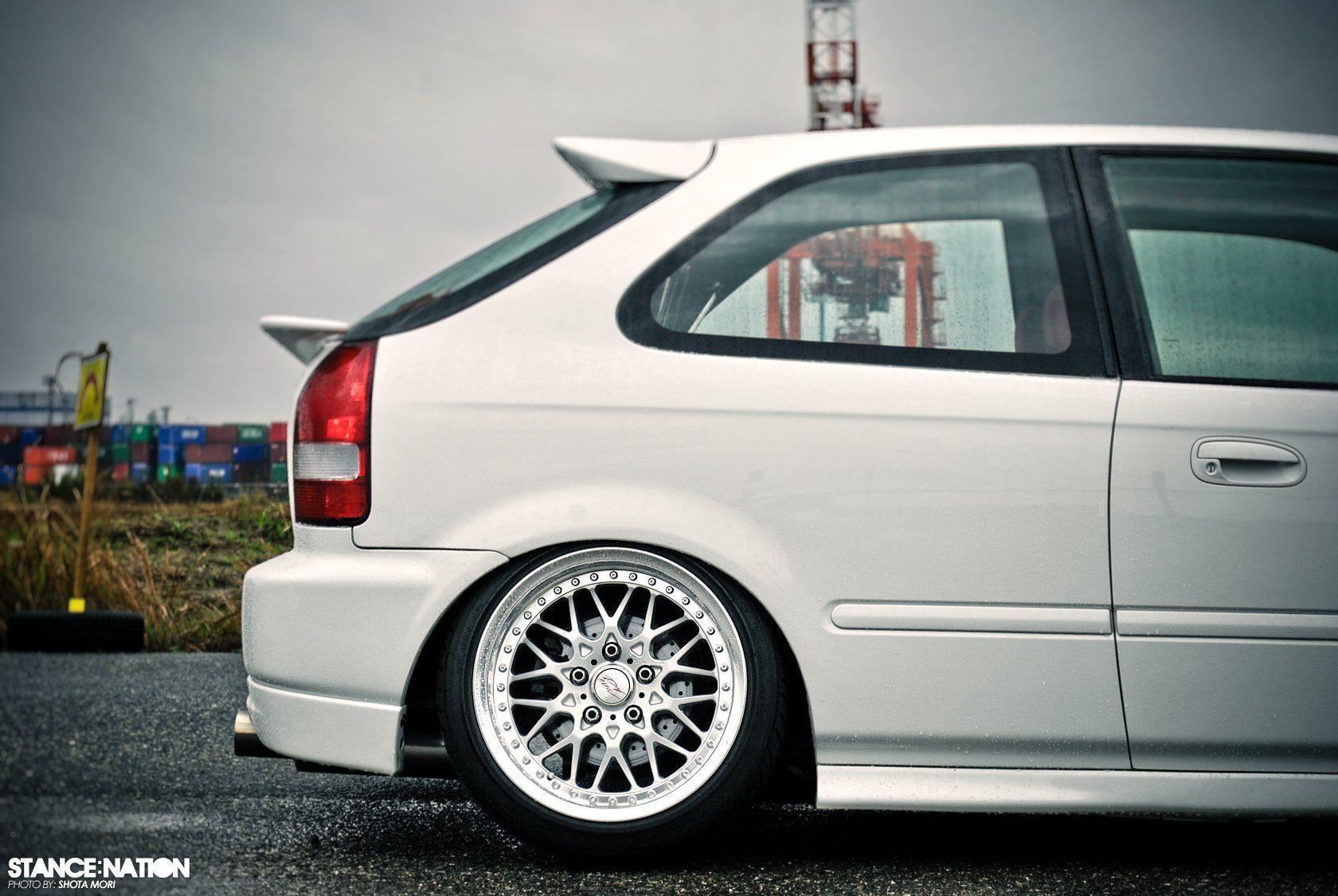 HONDA EK9 Civic Type