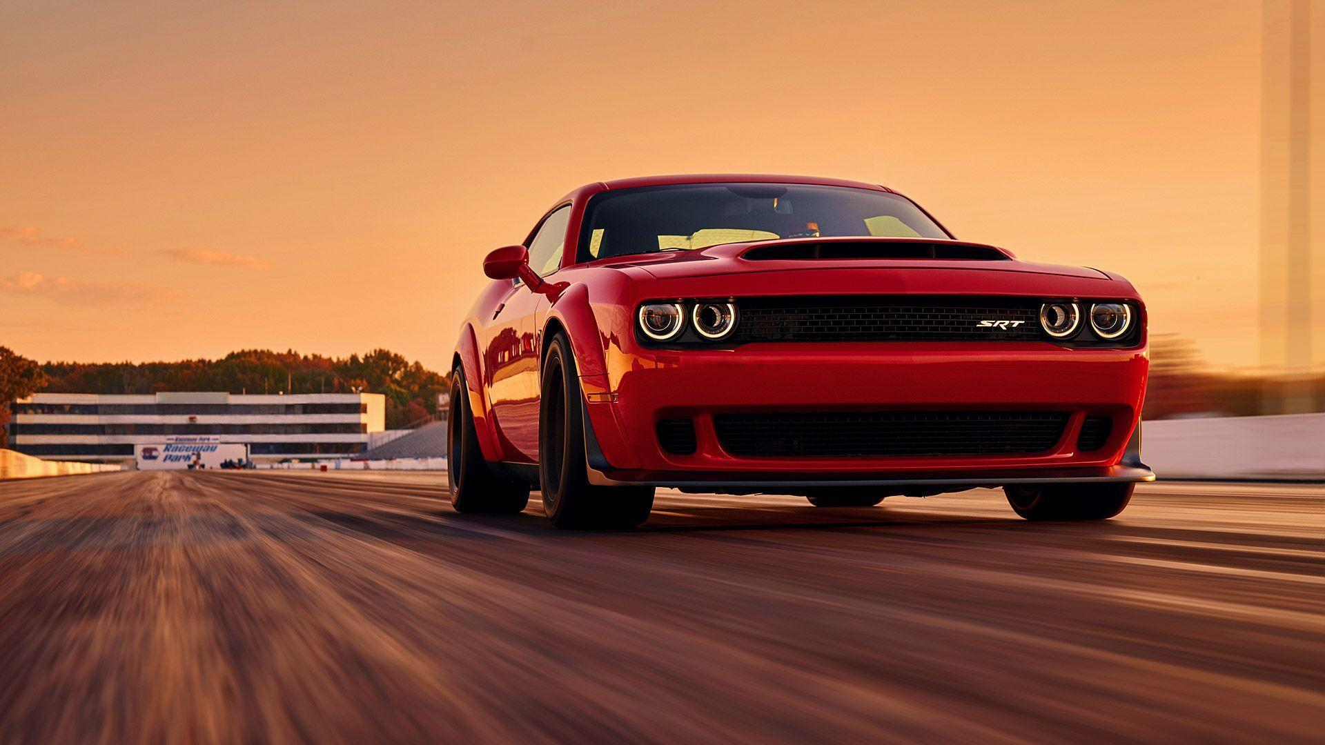 Dodge Demon Wallpapers Wallpaper Cave