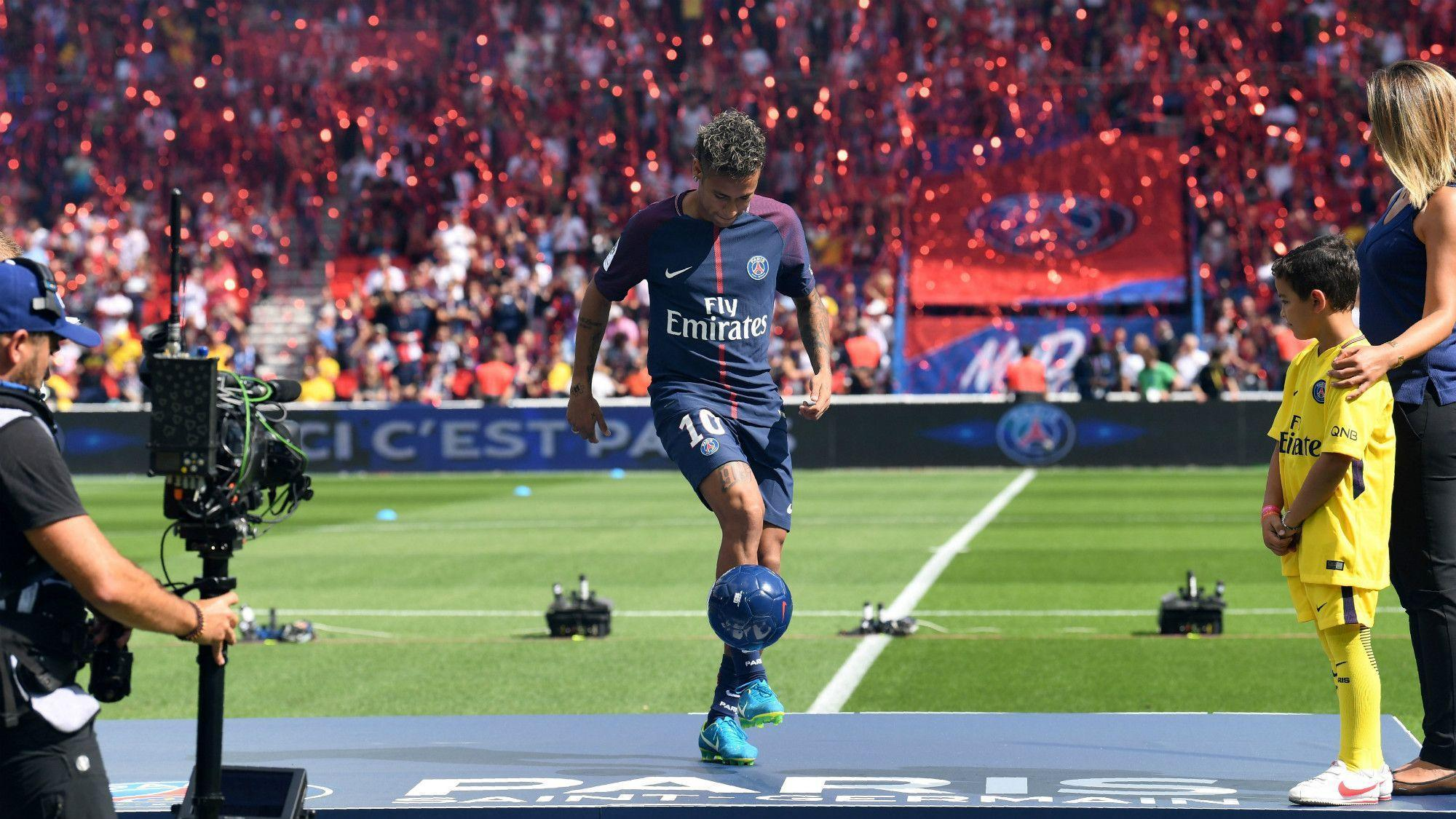 Ligue 1: Neymar proves to be PSG's man to watch - even in the ...