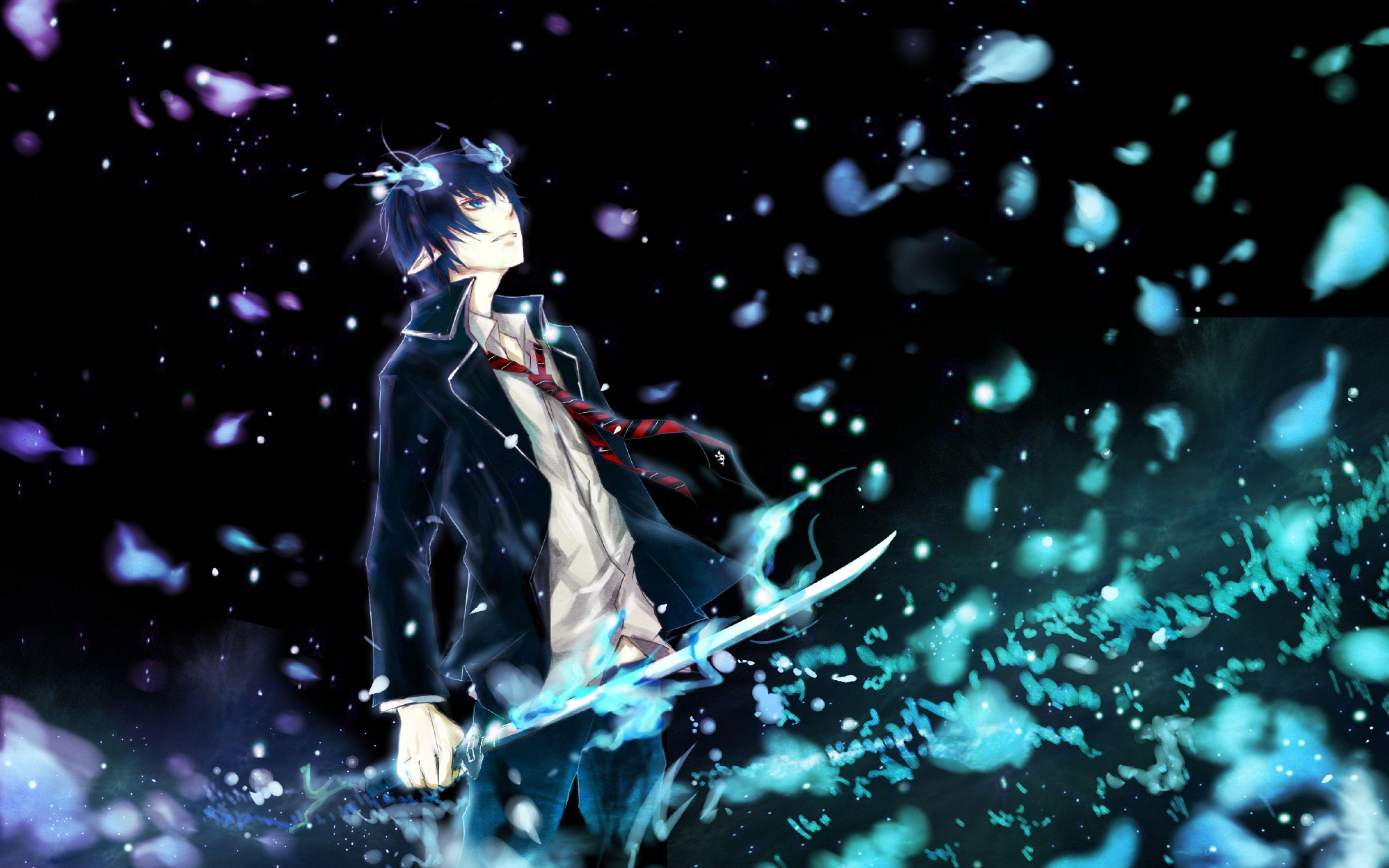 Ao No Exorcist Wallpapers Wallpaper Cave