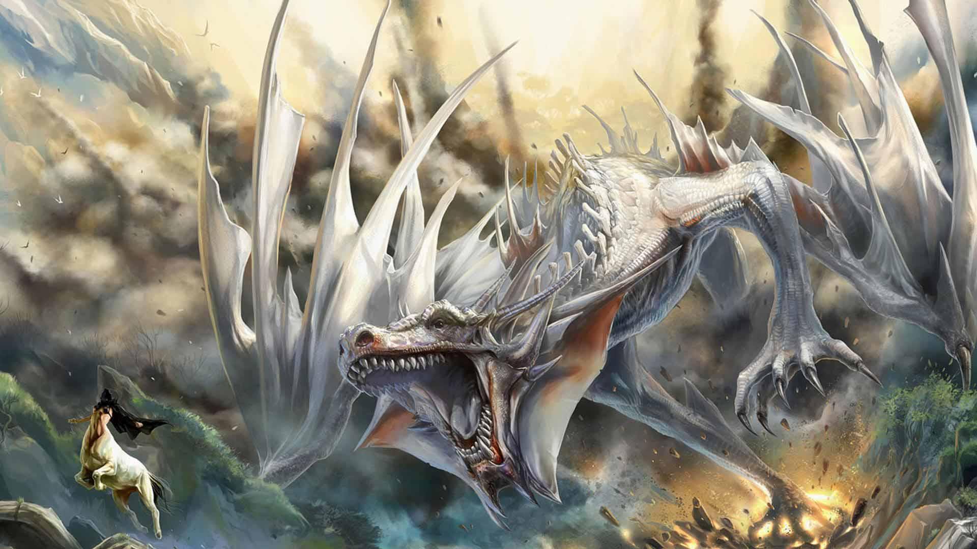 Lightning Dragon Wallpapers