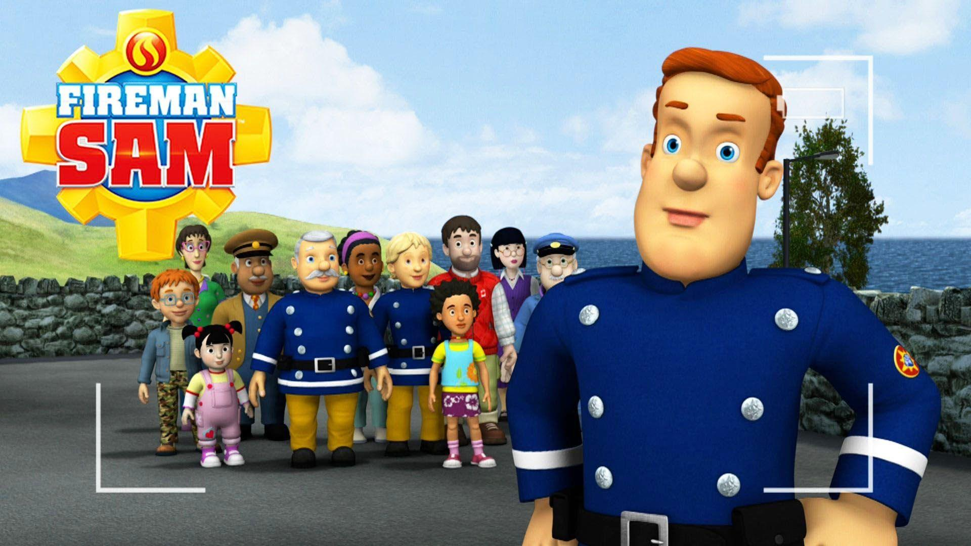 Fireman Sam US Official: A Song About Fire Safety   YouTube