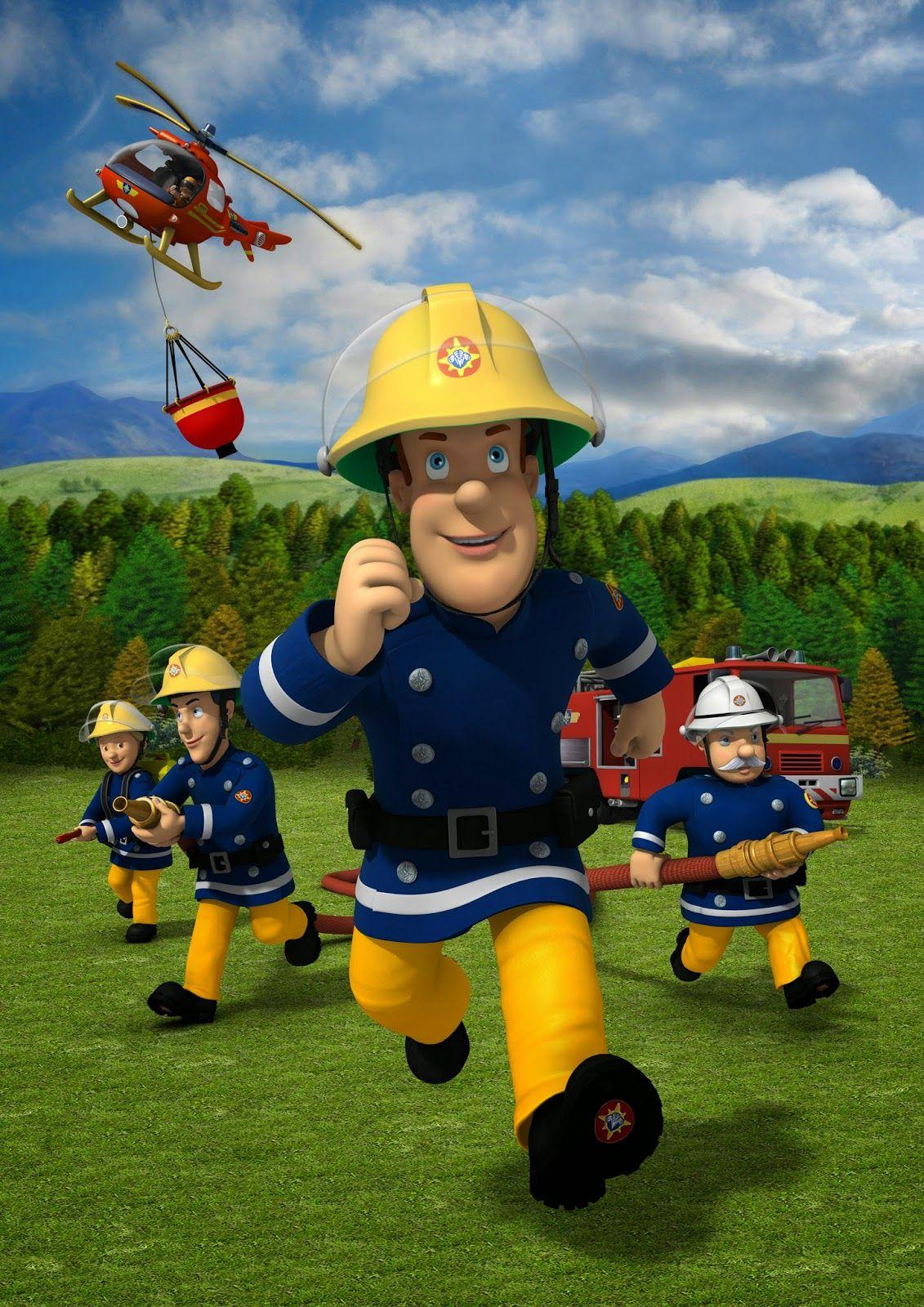 Feuerwehrmann Sam Hd