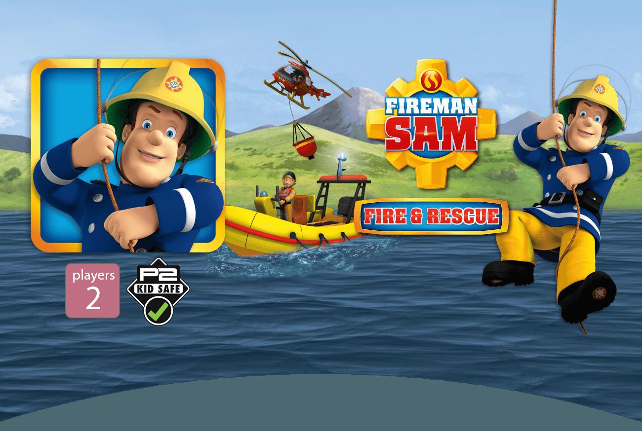 Fireman sam games
