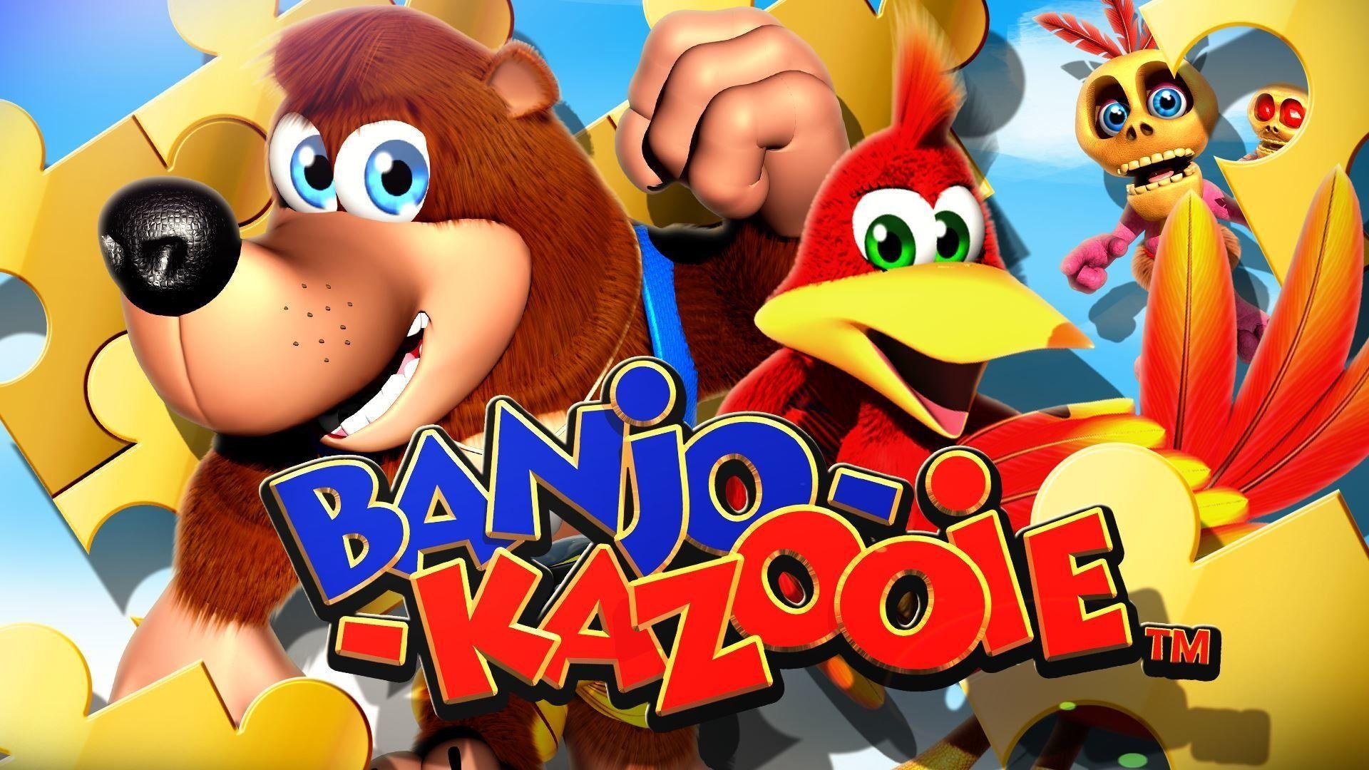 Image result for Banjo-Kazooiewallpaper