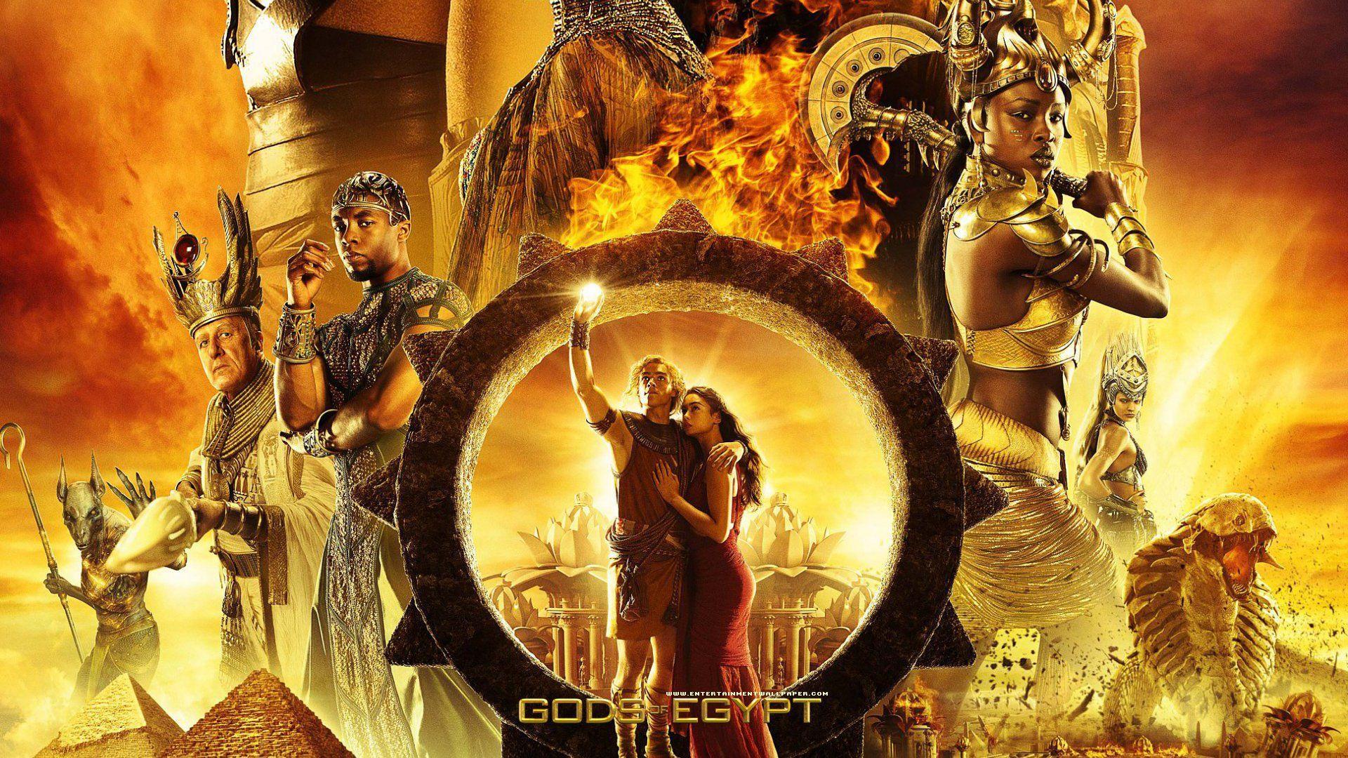 Gods Of Egypt Free Online