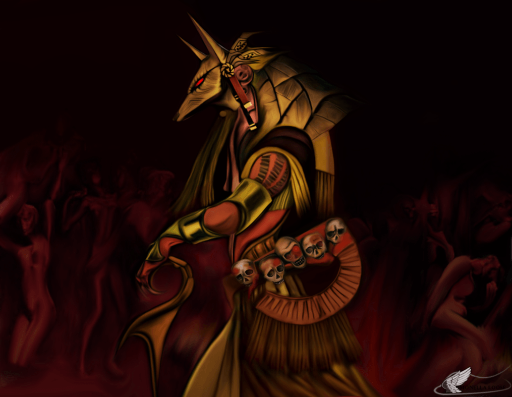 Egyptian Gods Wallpapers Wallpaper Cave