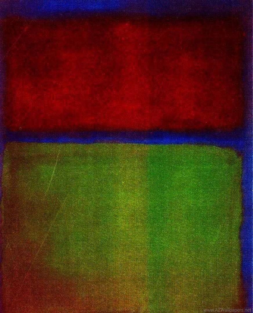 Mark Rothko Wallpapers