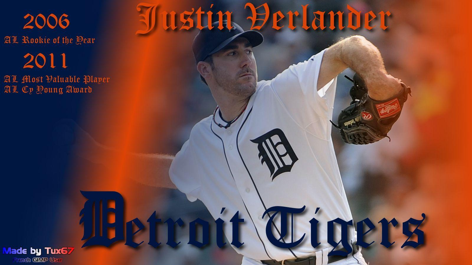 Justin Verlander | My Sports Wallpapers