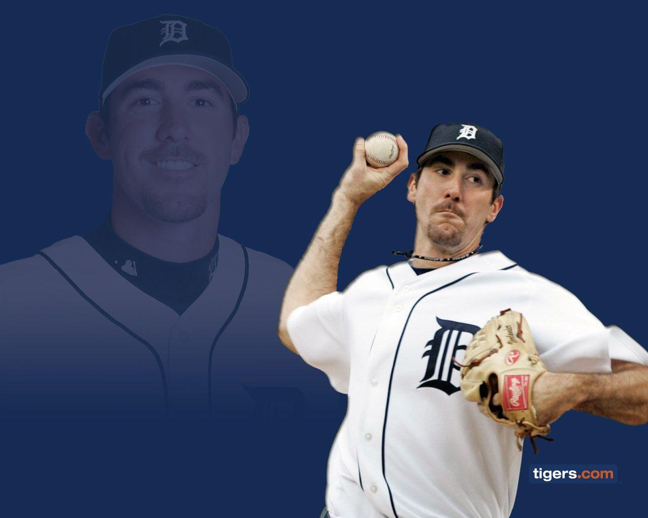 Detroit Tigers Justin Verlander wallpaper | detroit tigers luv'em ...