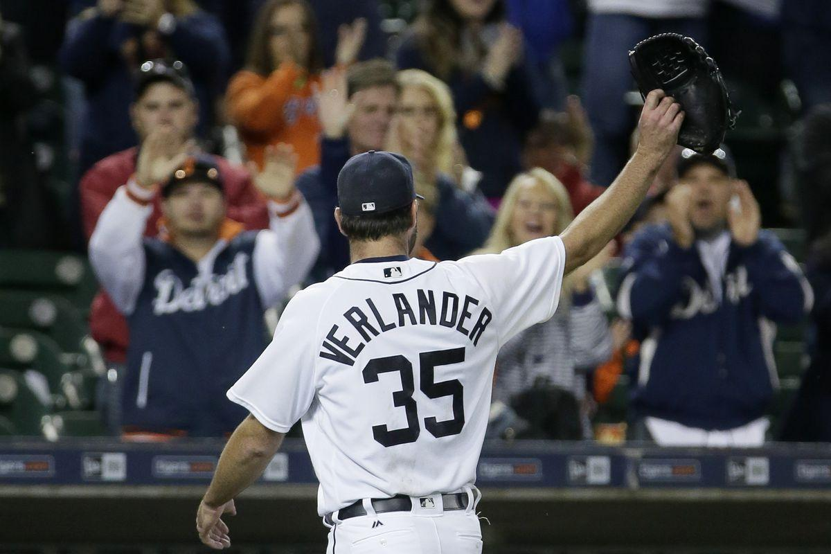 MLB trade rumors: Justin Verlander trade 'brewing' between Tigers ...