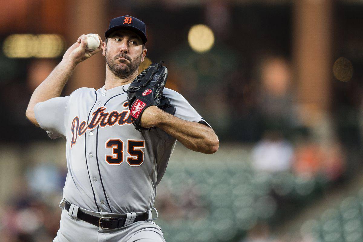 Astros, Tigers discussing Justin Verlander trade - SBNation.com