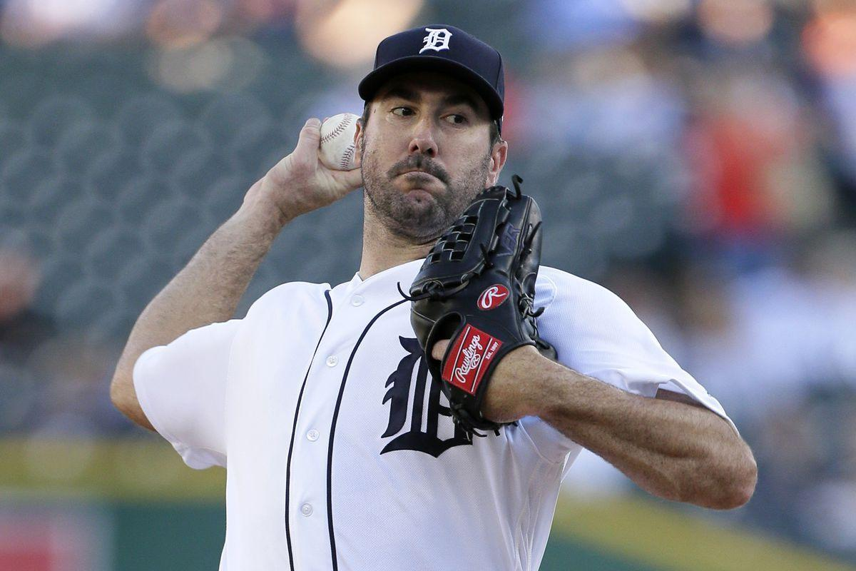 Justin Verlander may still be traded after the deadine - Bless You ...