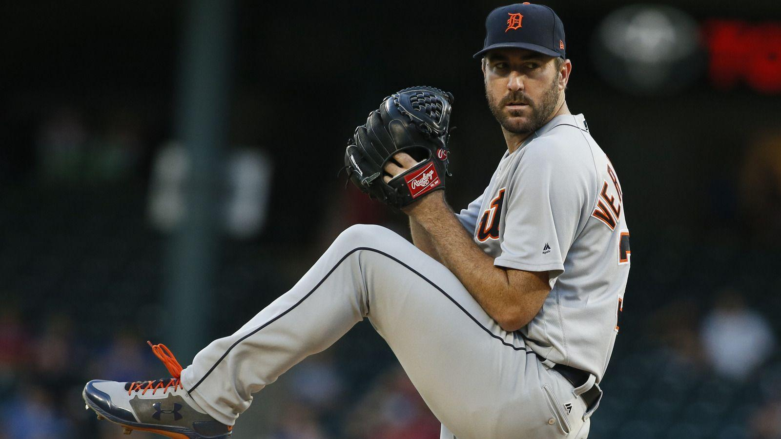Justin Verlander implies baseballs are juiced | Yardbarker.com