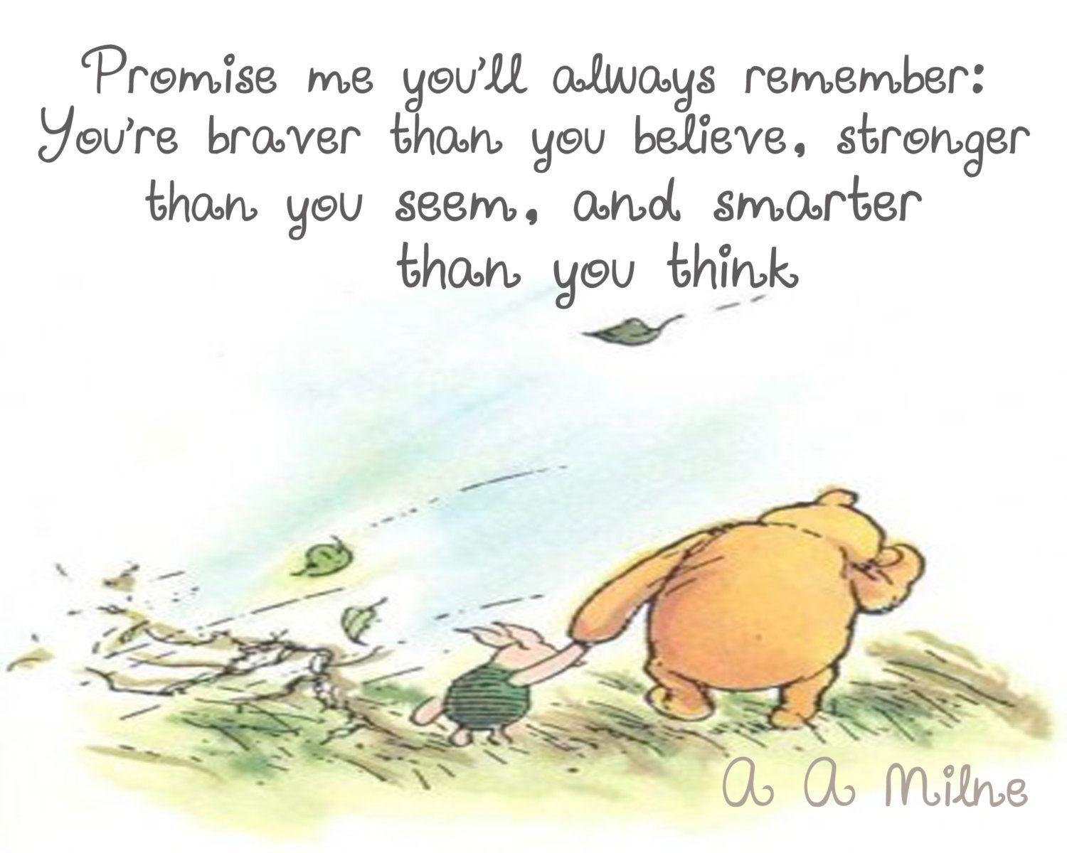 Winnie The Pooh Quotes Wallpapers - Wallpaper Cave