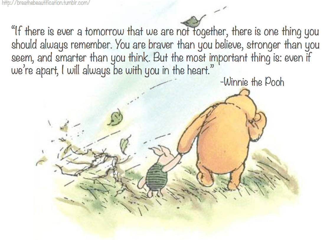 Winnie The Pooh Quotes Wallpapers Wallpaper Cave