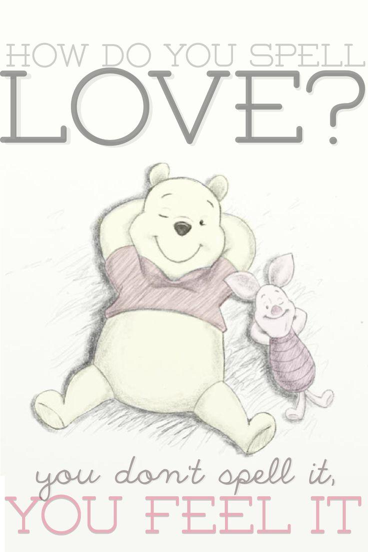Pooh Love Quotes Glamorous Winnie The Pooh Quotes Wallpapers  Wallpaper Cave