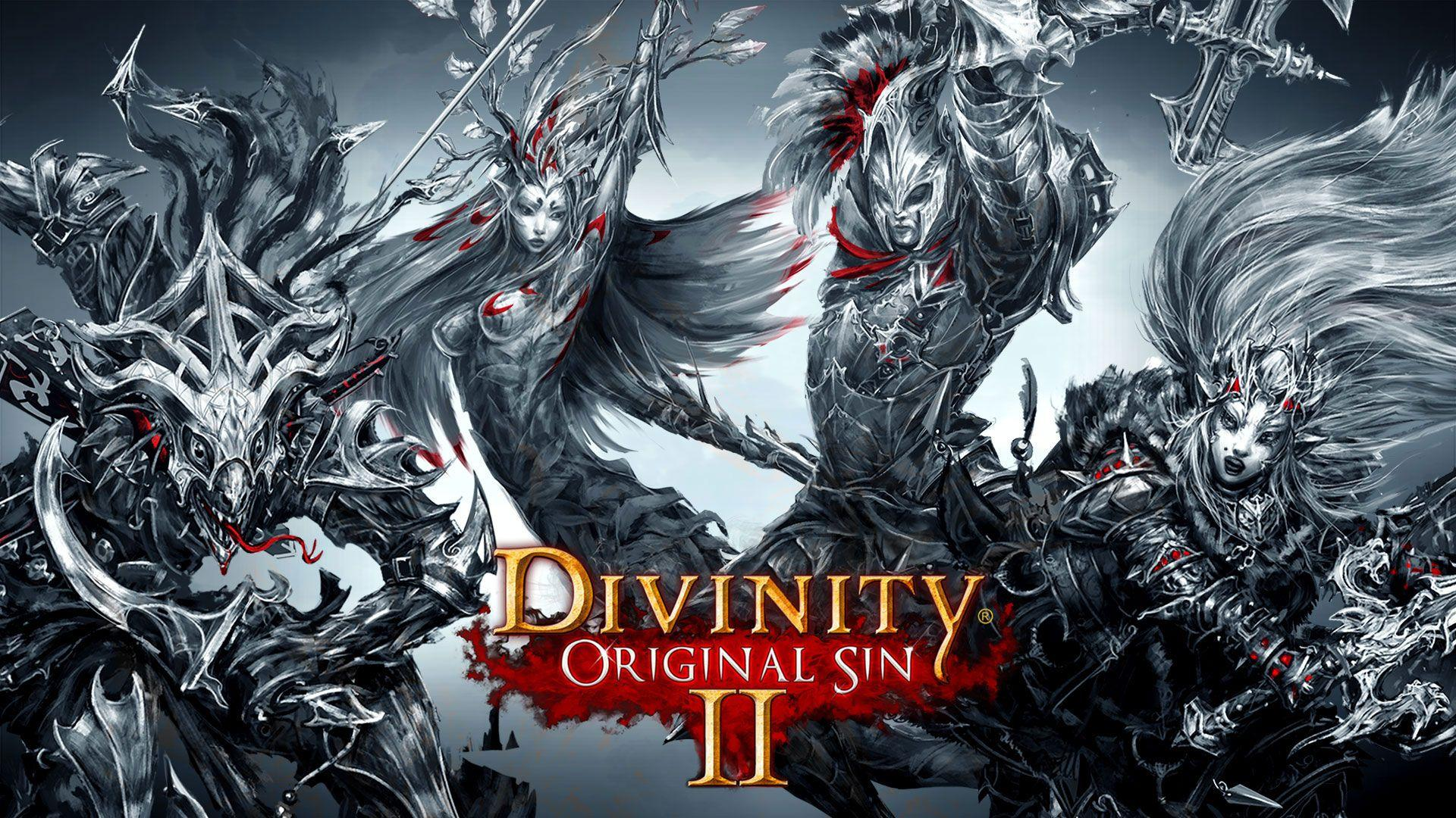 Image result for Divinity Original Sin 2 high res