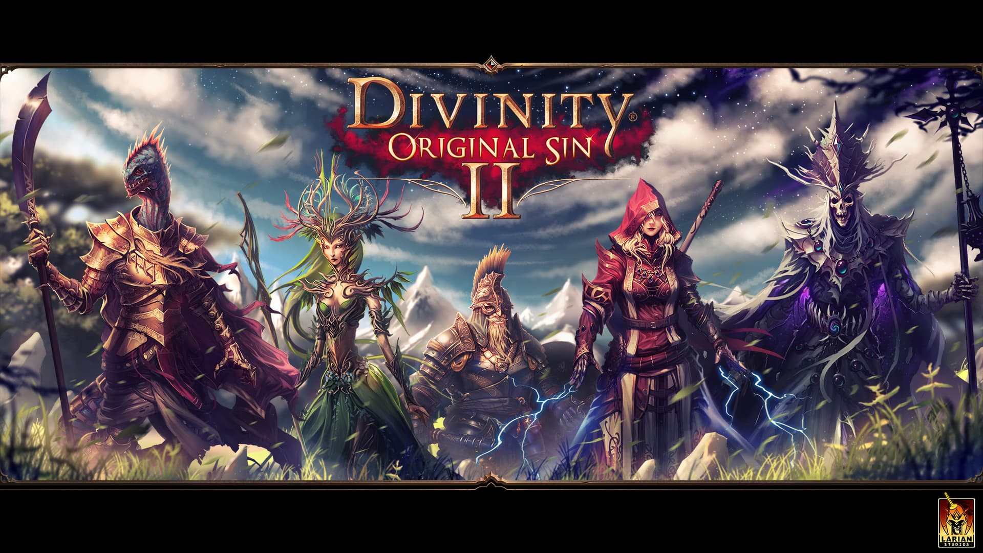 Can we talk about how awesome these elves are? : DivinityOriginalSin