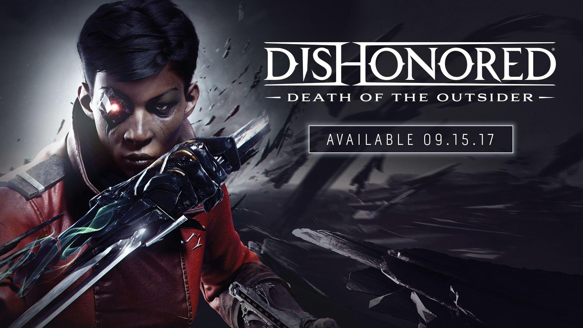 KILLING THE OUTSIDER! (Dishonored Death of the Outsider ... |The Outsider Dishonored