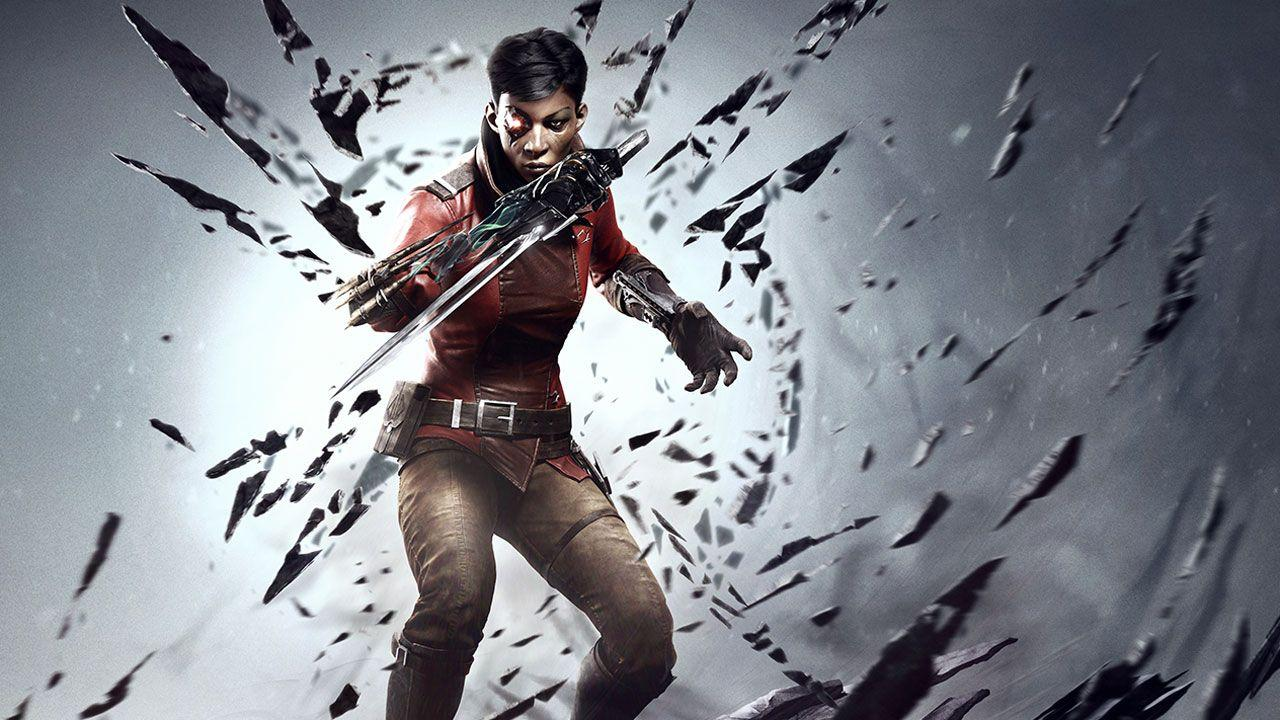 Dishonored Death Of The Outsider Wallpapers Wallpaper Cave