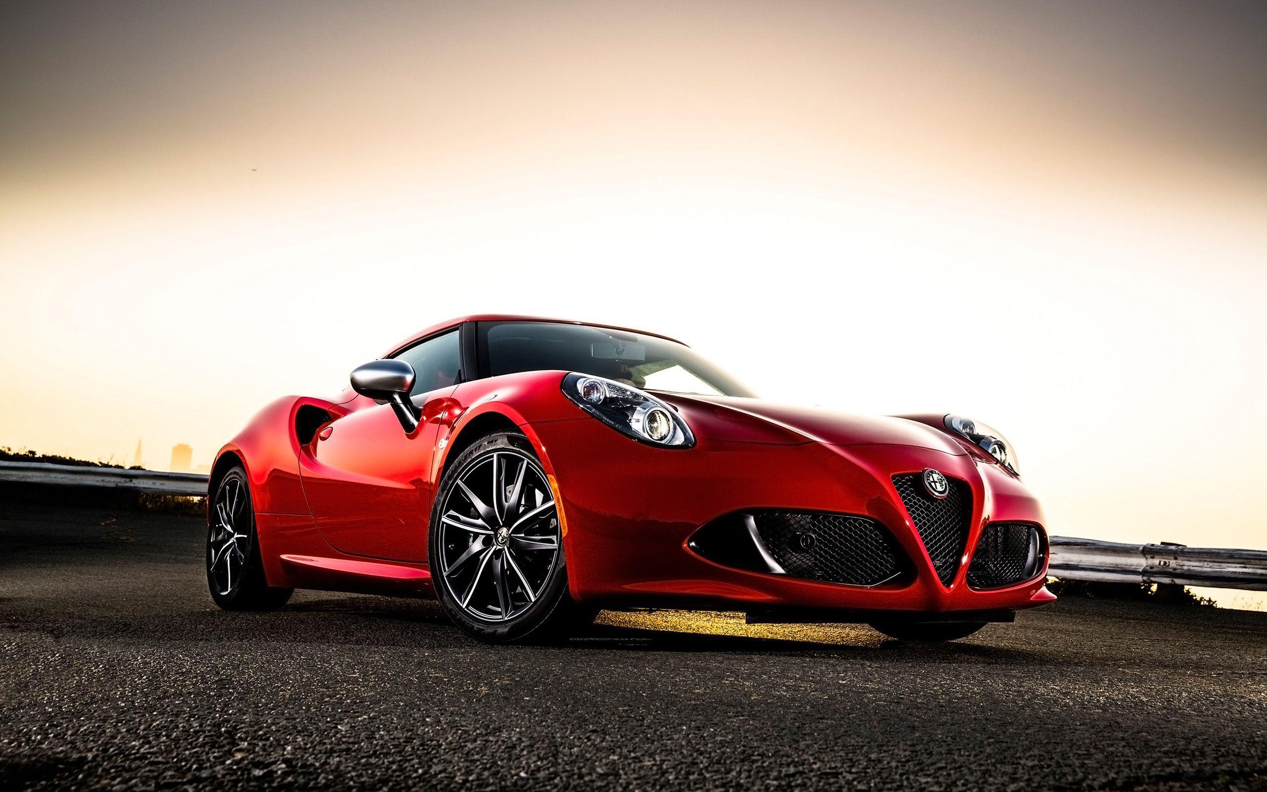 Alfa Romeo 4c Wallpapers Wallpaper Cave