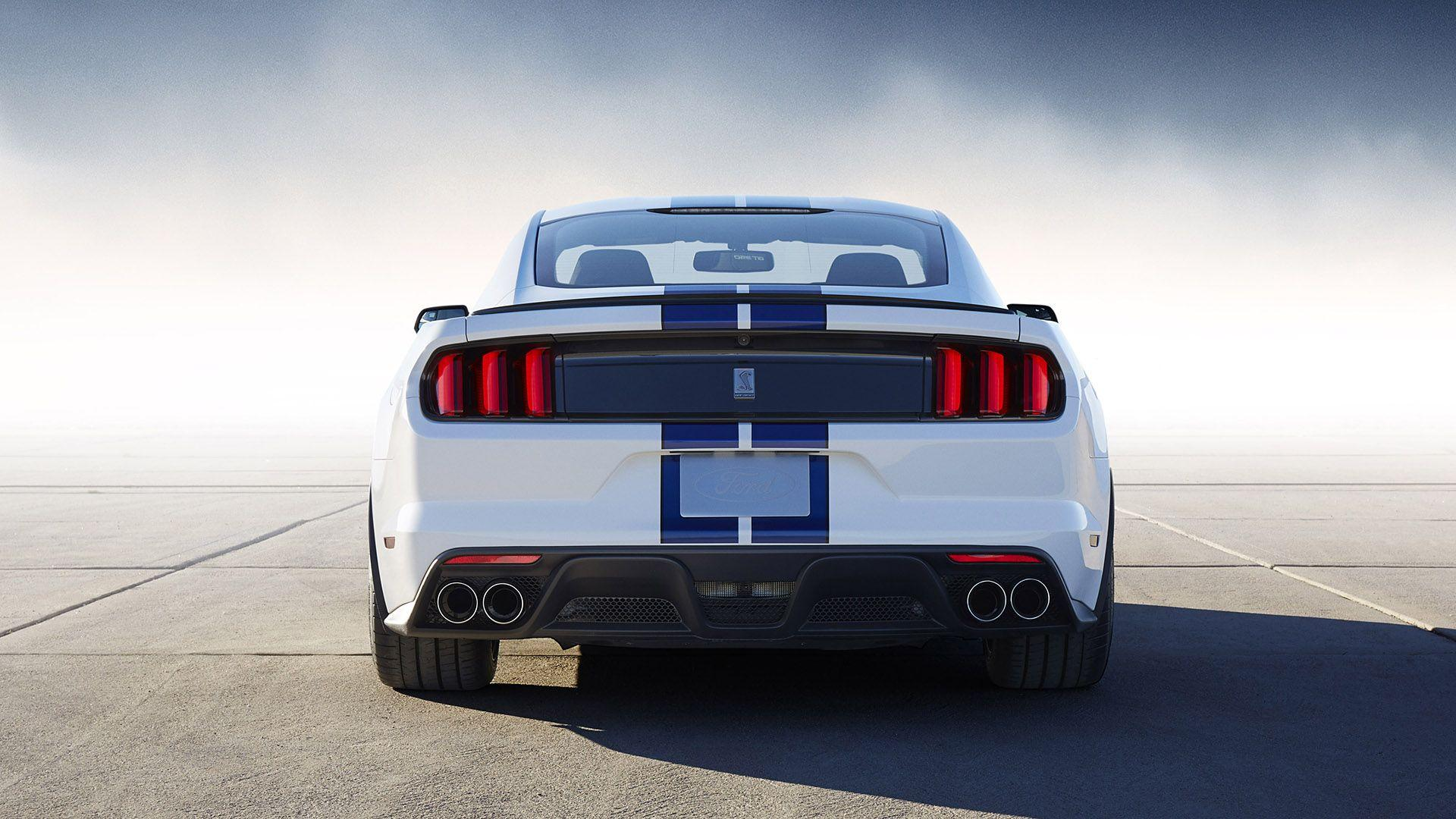2016 Ford Shelby Mustang GT350 Wallpapers & HD Image