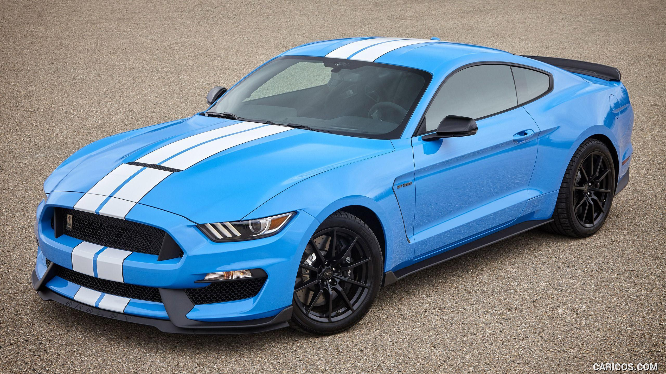 2017 Ford Mustang Shelby GT350 and GT350R Wallpapers