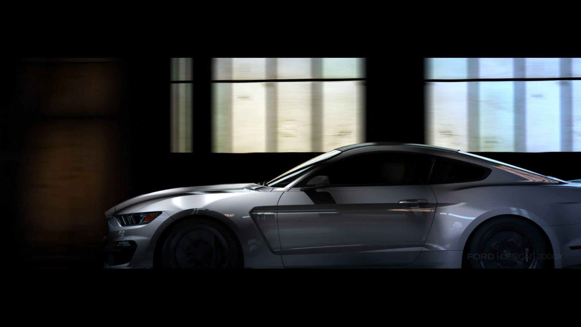 Mustang Shelby GT350 HD Wallpapers