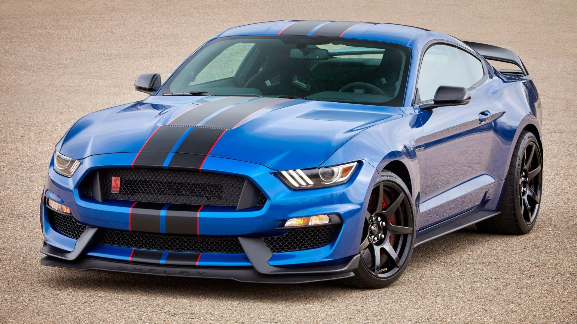 Mustang Shelby GT350 4K Wallpapers
