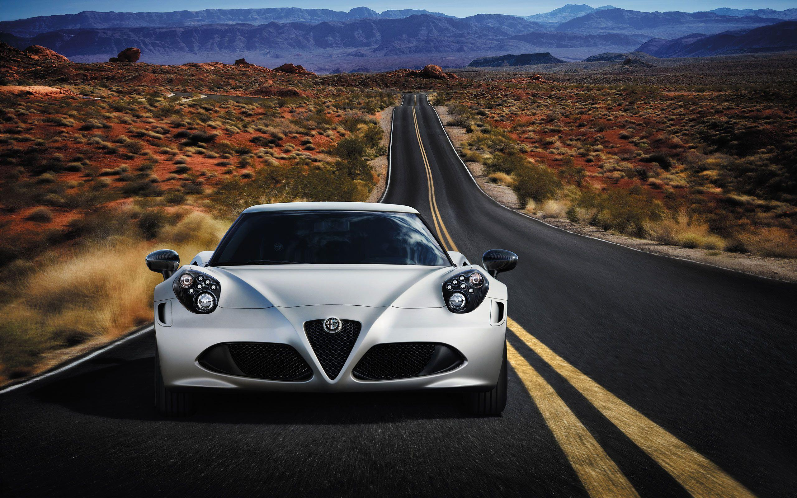 Alfa Romeo 4c Wallpapers Wallpaper Cave