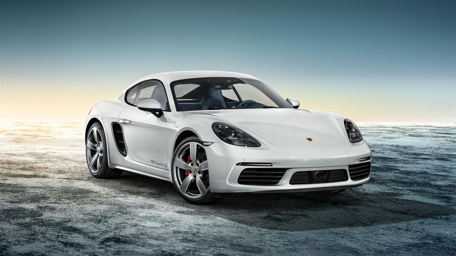 porsche 718 cayman wallpapers wallpaper cave. Black Bedroom Furniture Sets. Home Design Ideas