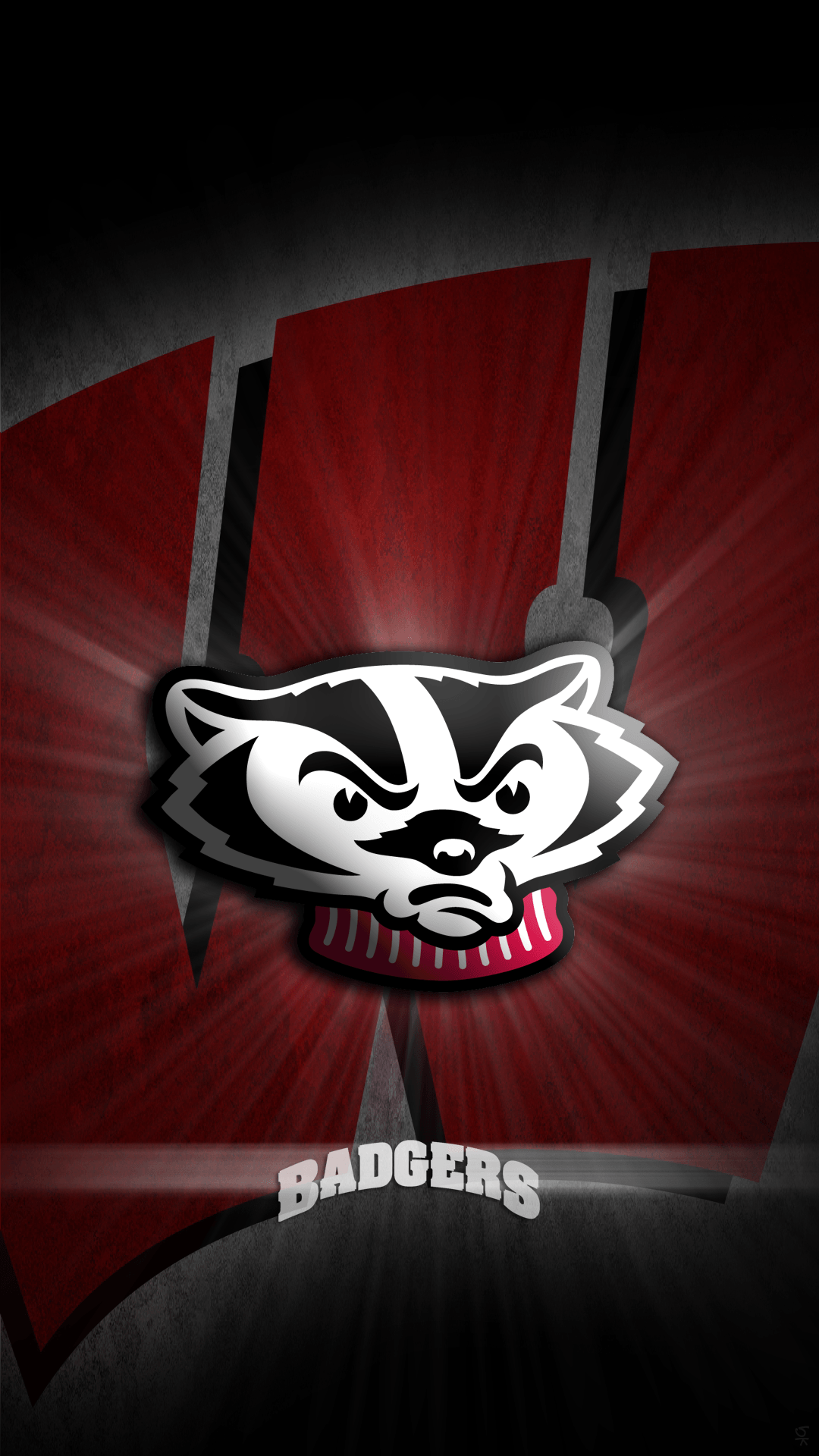 Wisconsin Badgers Wallpaper For Android | Wallpaper for Mobile