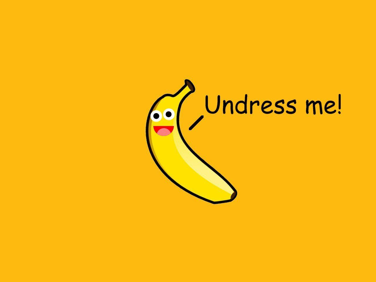 Cute Banana Wallpapers Wallpaper Cave