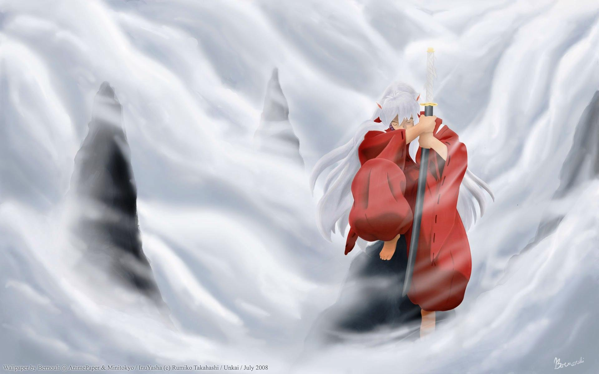 inuyasha hd wallpapers wallpaper cave