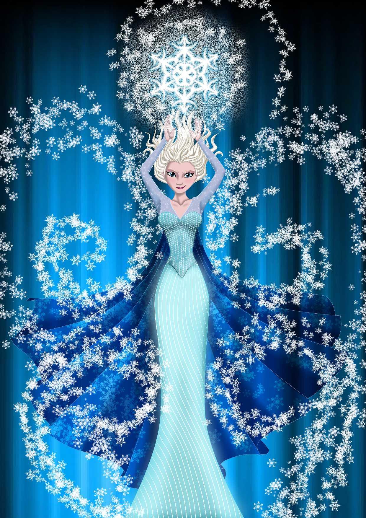 Frozen Elsa Wallpapers Wallpaper Cave