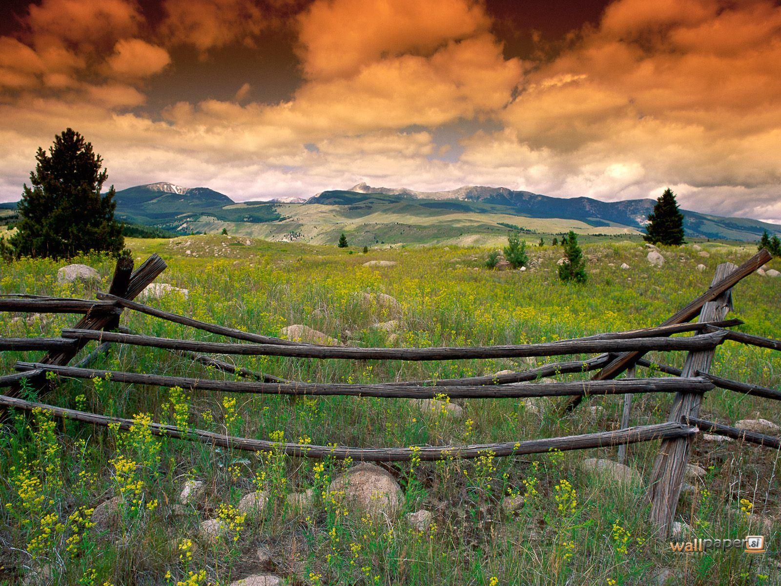 Montana State Wallpapers Wallpaper Cave